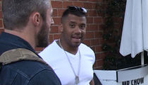 Russell Wilson to Seahawks: Keep Jimmy Graham, 'He's My Guy'