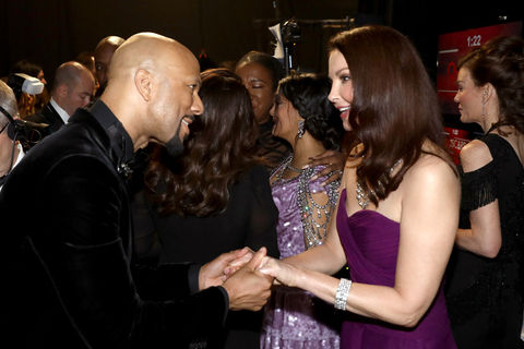 Ashley Judd and Common