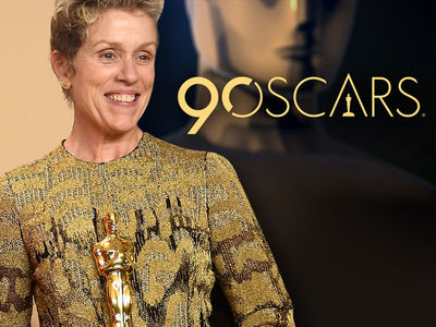 Stolen Oscar Twist, Frances McDormand Not the Victim 'Cause She Doesn't Own It!!!
