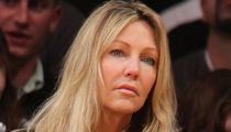 Heather Locklear, Cops Search Home for Gun While She's in Medical Treatment Facility