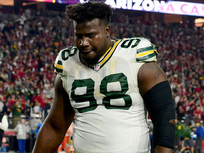 NFL's Letroy Guion: Arrest Warrant Issued Over Hawaiian Birthday Debacle