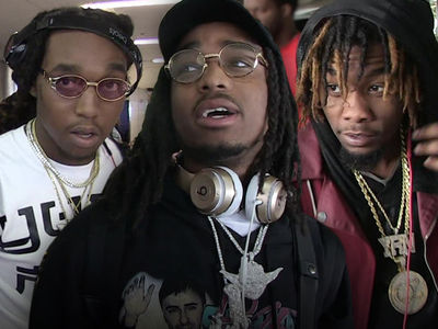 Migos Sued for Inciting a Riot During Concert in Which Fans were Stabbed