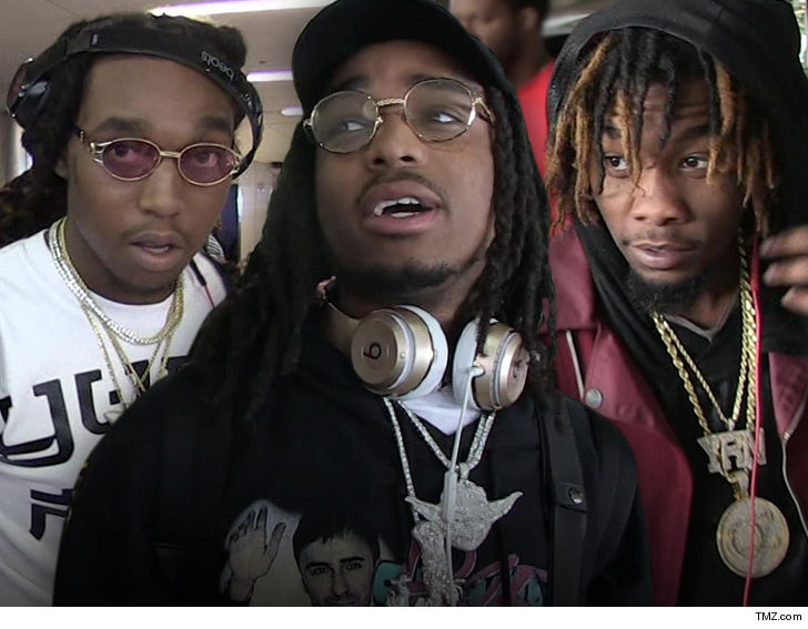 Migos sued for inciting a riot during concert in which fans were migos is being sued for allegedly inciting a riot at one of their concerts where several peopled ended up getting stabbed m4hsunfo