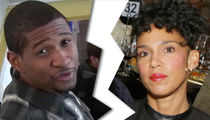 Usher and Wife Announce Split