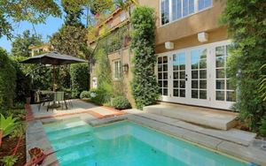 Usher's Sunset Strip Estate -- For $ALE!