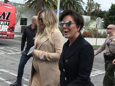 Kris Jenner Took Khloe on $8k Shopping Spree for Baby Gear