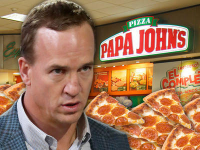 Peyton Manning to Papa John's: I'm Out!!