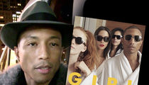 Pharrell Williams Gets the 'Girl,' Trademarked