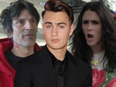 Tommy Lee's Son Allegedly Lost Control and Knocked Him Out Cold, Fiancee Feared He was Dead