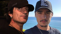 Tommy Lee Says Screw Brandon, I Want a Restraining Order Against My Son