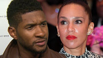 Usher and Grace Miguel Showed No Signs of Splitting Up Days Before Separation