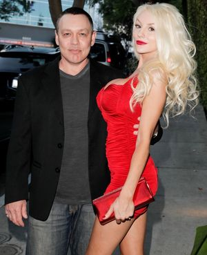 Courtney Stodden and Doug Hutchison -- Before The Split