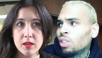 Chris Brown Hypes Vanessa Carlton on International Women's Day, But Vanessa's Pissed
