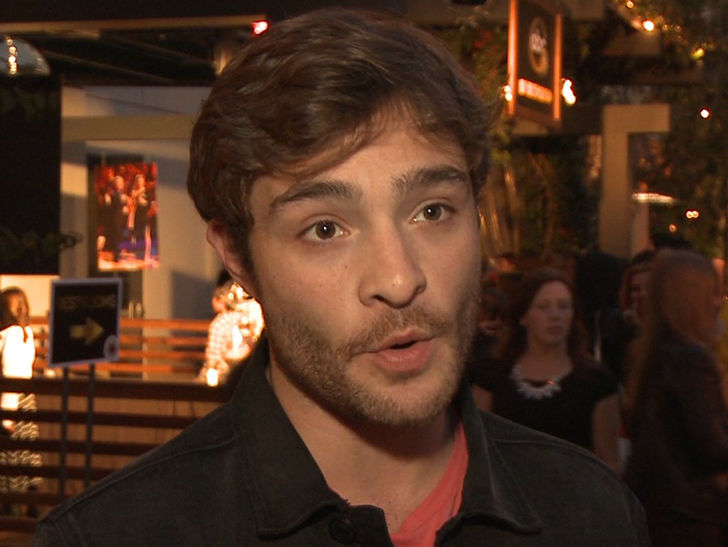 Ed Westwick is accused by woman of making her his sex slave.