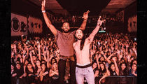 Jon Jones Parties With Steve Aoki 1 Week After Steroid Punishment