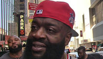 Rick Ross' Manager Black Bo Died at Rick's Home 2 Months Before His Medical Emergency