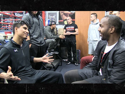 Mikey Garcia Says Mayweather Lost A Step, He Could Beat Him