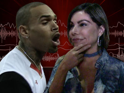 Chris Brown Accuser Records Single About Settlement