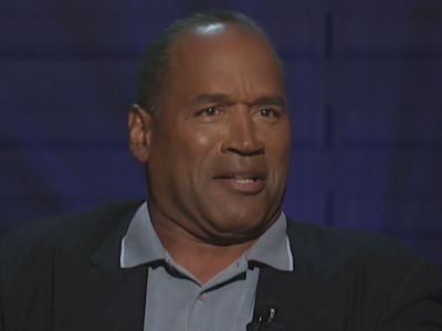 O.J. Simpson, Confesses Murders to Book Publisher Judith Regan