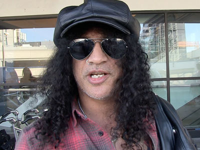 Slash Gets Restraining Order Against Scary Man at Super Bowl Party