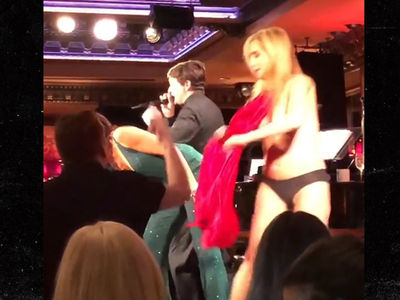 'Real Housewives Of New York' Sonja Morgan Has Wardrobe Malfunction Of The Year