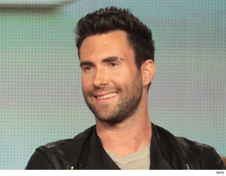 Adam Levine Buys $35 Million House from Will and Grace Creator