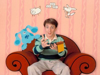 'Blue's Clues' Reboot Open to Female Host