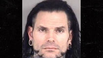 Jeff Hardy Arrested for DWI After Crashing Car