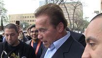 Arnold Schwarzenegger Shades Elon Musk Over Tesla's Model 3
