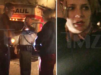 Mischa Barton Denies Driving U-Haul into Apartment Building, Despite Video