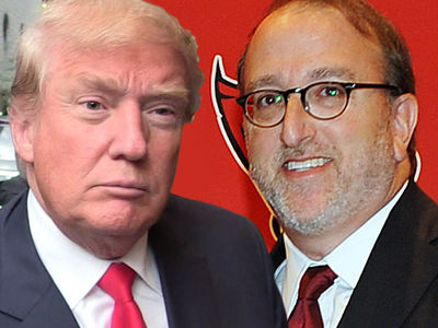 Donald Trump Fundraiser Held at Home of Tampa Bay Buccaneers Owner