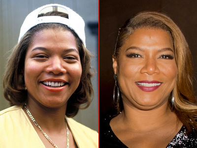 Queen Latifah -- Good Genes or Good Docs?