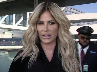 Kim Zolciak Calls Cops for Car Break-in, Says She's Got Thief on Camera