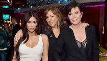 Kim Kardashian & Kris Jenner Headline Lorraine Schwartz's Jewelry Launch Party