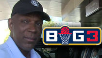 Clyde Drexler Named BIG3 Commish After Roger Mason Firing
