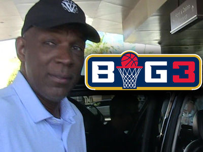 Clyde Drexler Named BIG3 Commish After Roger Mason Firing