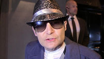 Corey Feldman's Angel Claims He's Not Paying, Files Complaint
