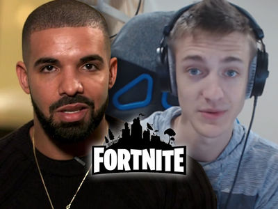 Drake's Fortnite Twitch Session with Ninja Wasn't a Sponsored Gimmick