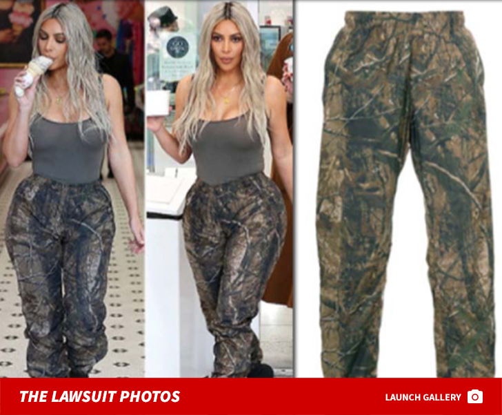 af39d6109ce75 Kanye s companies have used Kim Kardashian to model some of the gear.