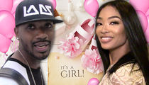 Ray J and Princess Love's Baby Shower Registry Reveals, It's a Girl