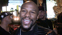 Floyd Mayweather Grades His MMA Skills, 'I'm Serious About This'