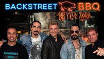 Backstreet Boys Want to Open 'Backstreet Barbecue' Restaurant