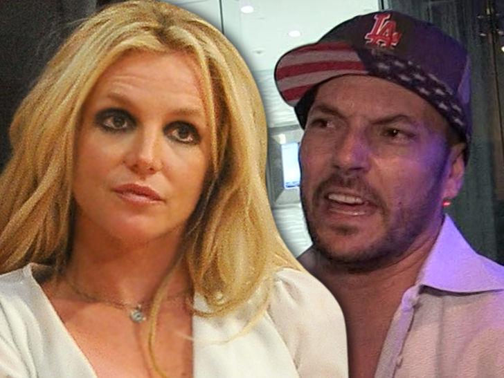 Kevin Federline Britney Spears