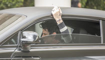 Tommy Lee Seen Out for First Time Since Fight with Son, Mouth Looks Healed
