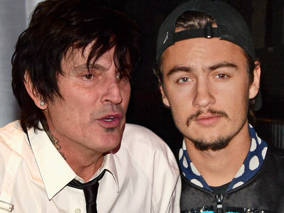 Tommy Lee's Battery Case Against Son Headed to D.A.'s Office