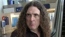 Weird Al Yankovic's Wife Calls Cops After Creepy Call