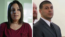 Aaron Hernandez Was Tortured By Gay Secret