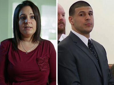 Aaron Hernandez Was Tortured By Gay Secret