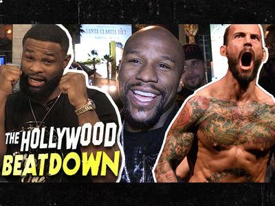 CM Punk's Been Training Like a Maniac for UFC Return, Says Tyron Woodley
