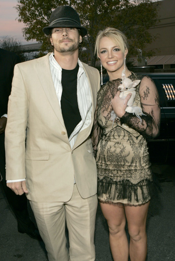 Britney Spears And Kev...